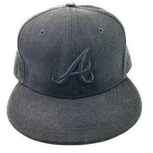 Atlanta Braves New Era MLB 9FIFTY Team Classic Bla